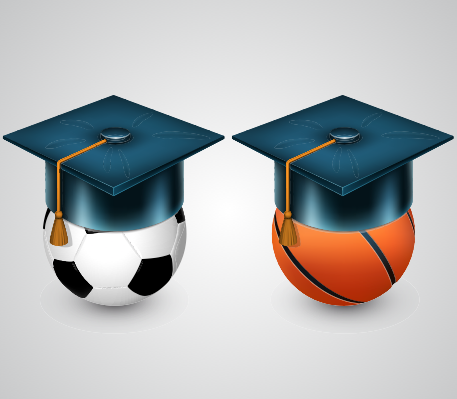 college athletes academics