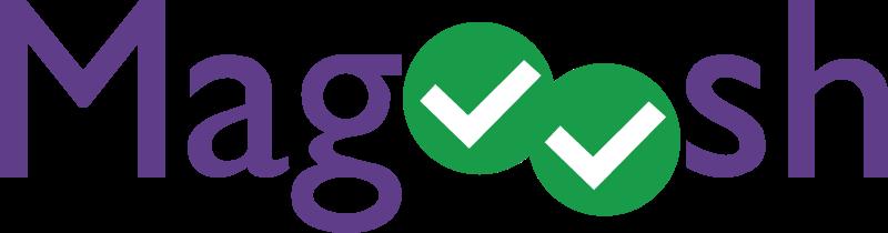 Magoosh Logo Purple 800x210