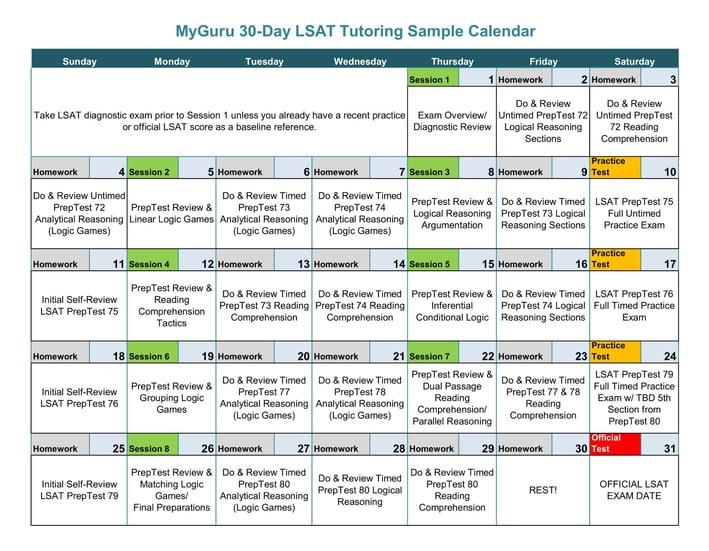 My Guru One Month LSAT Calendar.jpg