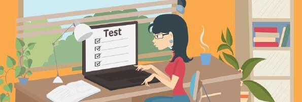GMAT online exam